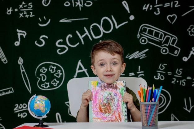 تست هوش کودک با نقاشی