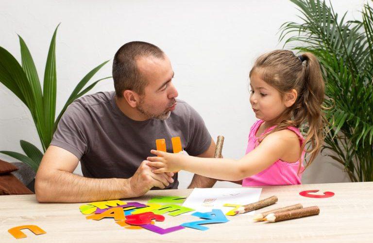 آموزش مفهوم اول و آخر به کودکان